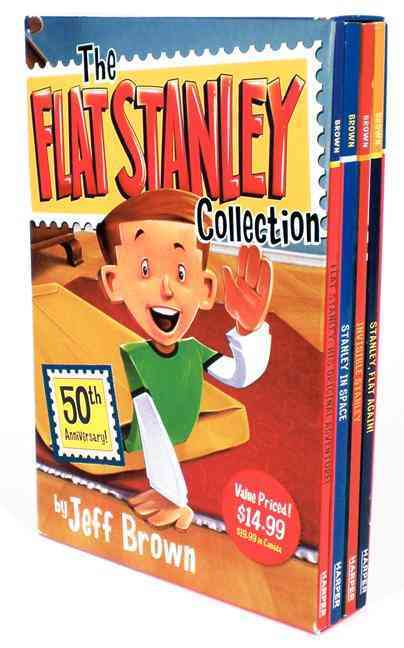 Flat Stanley Collection Box Set By Brown, Jeff/ Pamintuan, Macky (ILT)